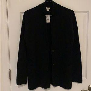J. Crew Mercantile sweater blazer